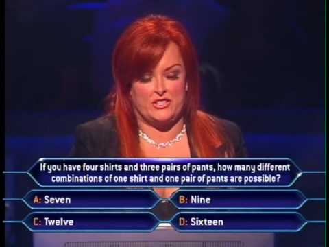 Wynonna Wins $50k for Charity on Who Wants To Be A Millionaire