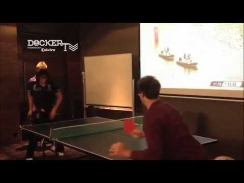 On the Road - Table tennis