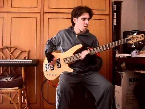 Dave Kurrikainen - Roba da gatti (Kurochan on Bass cover)