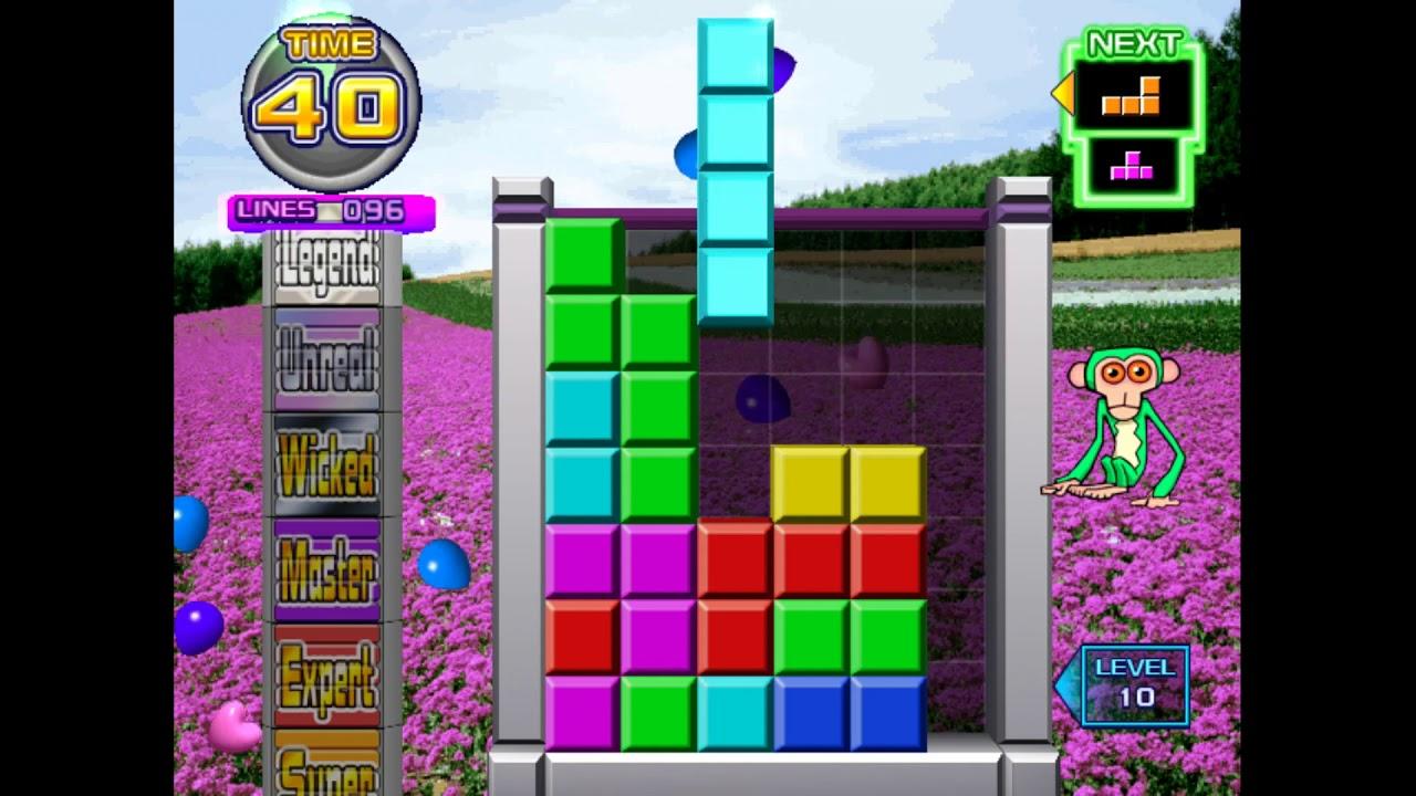 Tetris Dekaris (Tetris Giant): Line Challenge - 152 lines by nahucirujano
