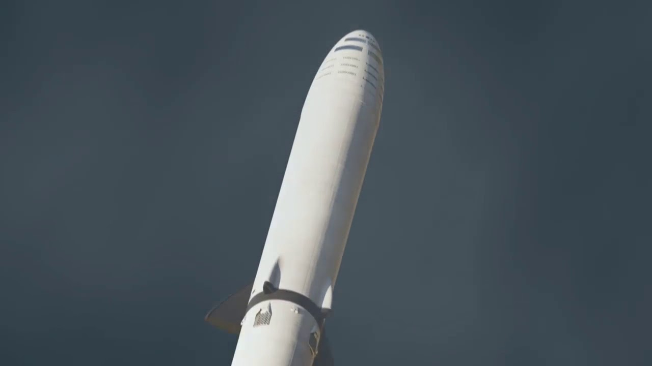 SpaceX BFR Launch Landing YouTube