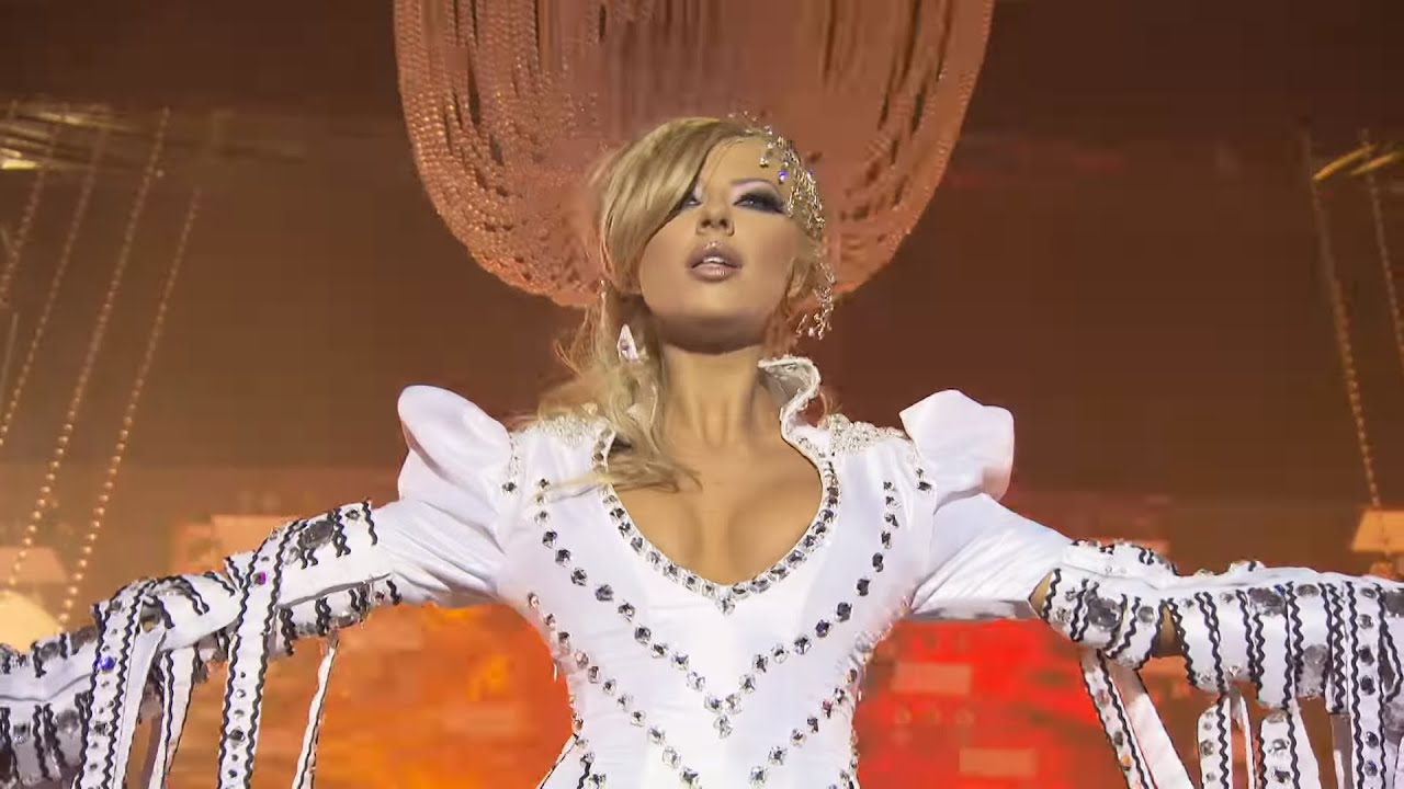 "ANDREA - Haide Opa / АНДРЕА - Хайде Опа | Live Promotion ""ANDREA"" 2010"