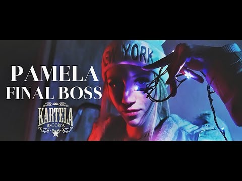 PAMELA - FINAL BOSS