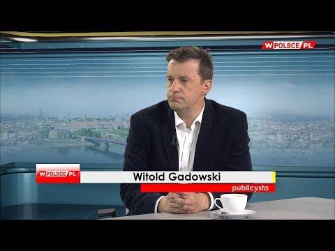 """Gadowski: """"Hanna Gronkiewicz Waltz powinna odpowiadać kryminalnie"""""""