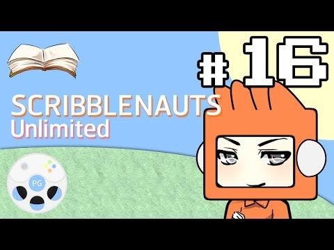 เรียนภาษาอังกฤษจากเกม Scribblenauts Unlimited (16) - ฉันนั่งตกปลาอยู่ริมตลิ่ง