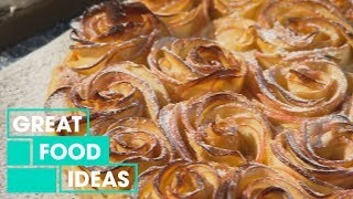 How to Make Apple Pie with an Almond Base  Food  Great Home Ideas