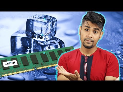 RAM Inside Ice ? But Why ?