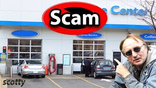 Car Dealership Scam Caught on Camera, You Won't Believe This