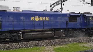 2021.04.12(월) 대전역 발차 건설화물열차