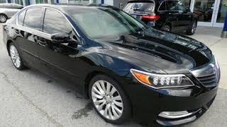 2014 Acura RLX Louisville KY Elizabethtown, KY #M16987A - SOLD