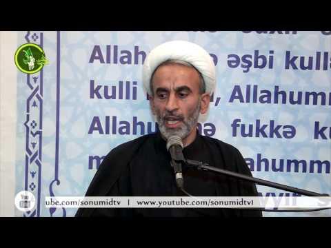 Hacı Əhliman 2-ci qadr gecəsi  26062016