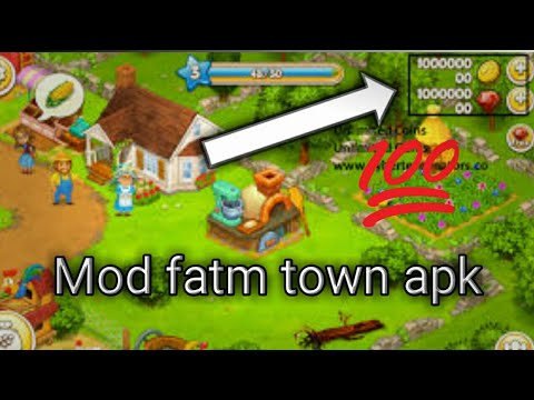 Download How To Download Farm Town Happy Village Hack Apk