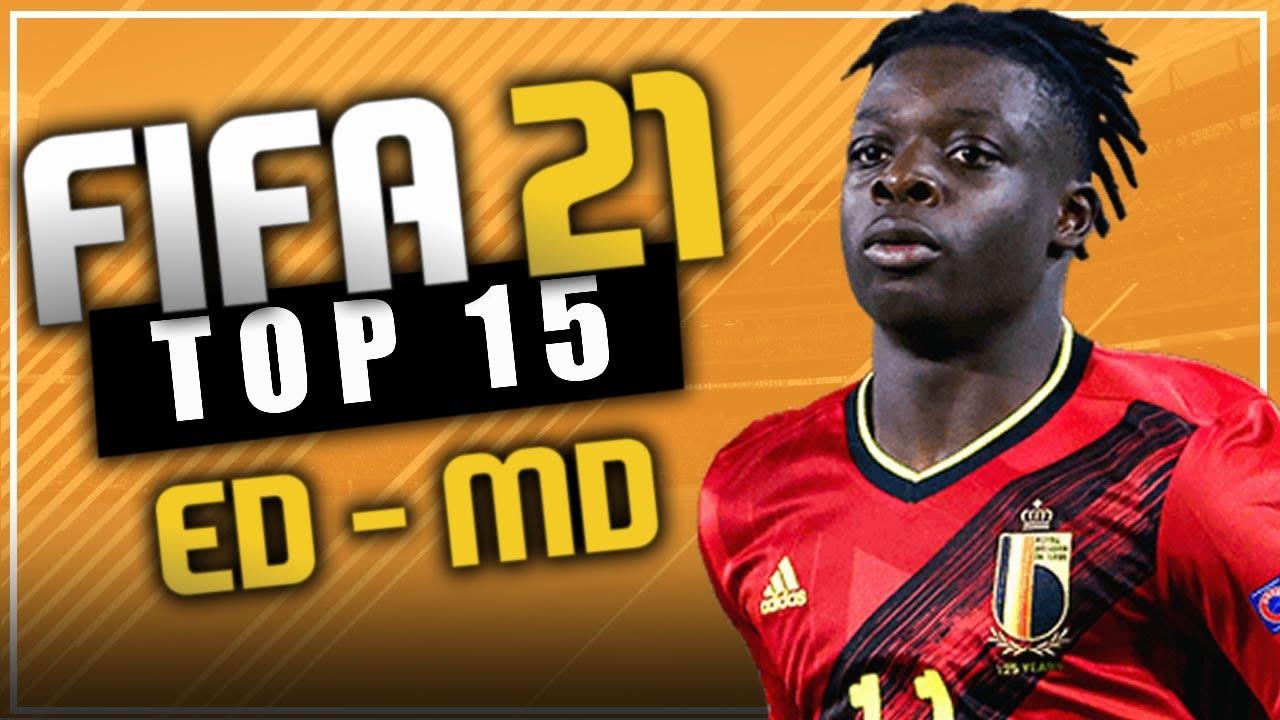 FIFA 21   Jovenes Promesas ED y MD (Extremos Derechos)   Modo Carrera
