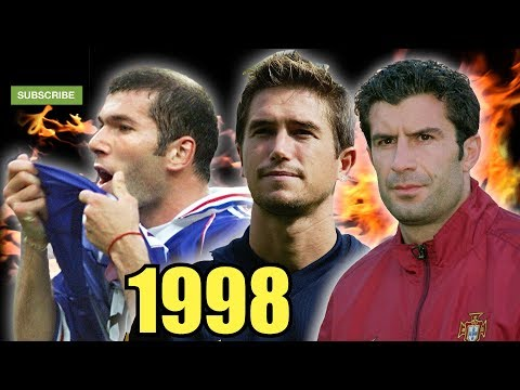 World Cup 2018: Every Team's Best Player From 20 Years Ago