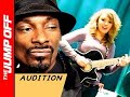 """Snoop Dogg """"Drop It Like Its Hot"""" Acoustic Cover by Amanda Mellid"""