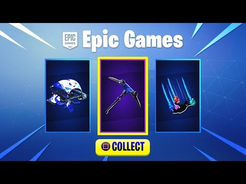 How To Unlock A FREE SKINS GIFT In Fortnite.. (FREE PS Plus Pack)