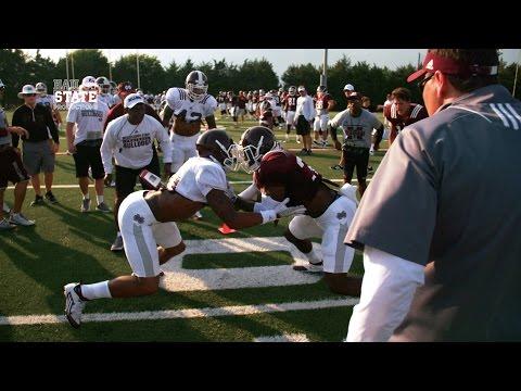 Mississippi State Football 1-On-1 - 8/5/15