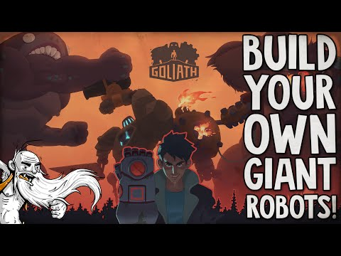 """MY GIANT WOODEN ROBOT KILLING MACHINE!!!"" - Goliath 1080p HD Gameplay Walkthrough"
