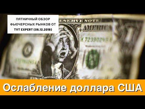 ✅ Пятничный обзор финансовых рынков от TVT (06.12.2019)