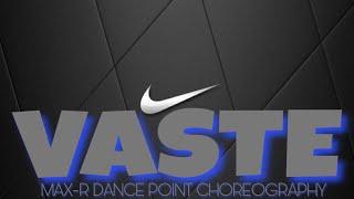 vaaste | dance cover | dhvani bhanushali | easy dance choreography | max-r dance point | beawar
