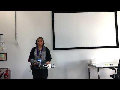 eLife open science soapbox — Maria Esquela shares e-NABLE