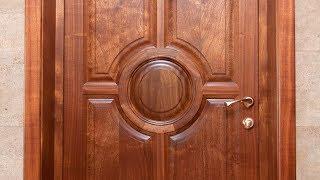 видео Производство дверей