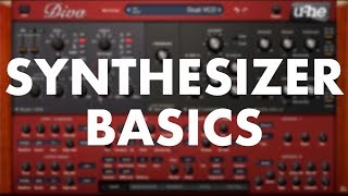 SYNTHESIZER BASICS Every Producer Needs to Know