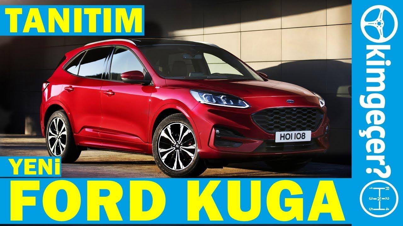 2020 Yeni Ford Kuga (Tanıtım) - YouTube