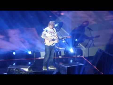 Ed Sheeran - Photograph (÷ Divide Tour), Oracle Arena 20170802