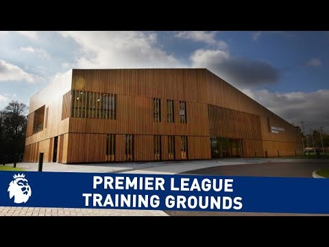 Premier League Training Grounds