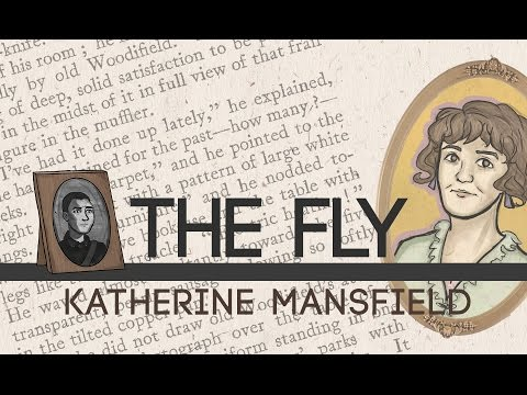 criticism of katherine mansfield s the fly