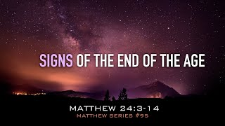 SIGNS OF THE END OF THE AGE - 1.5.20 MESSAGE