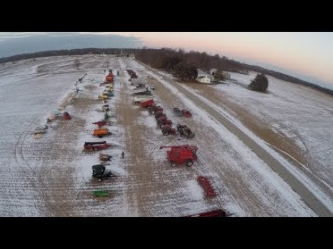 Farm Auction -  Greenville Ohio - December 16, 2017