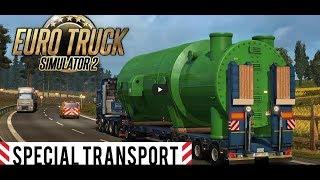pegar carga special transport  mais rapido.
