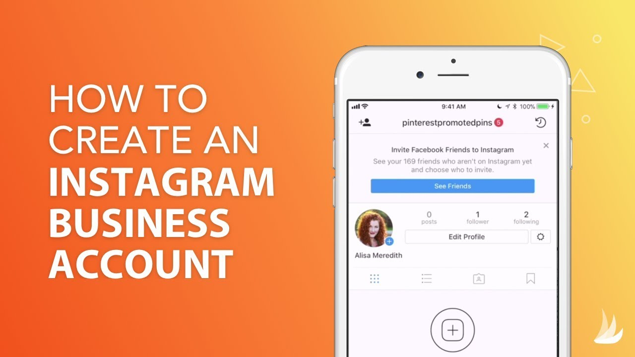 How To Create An Instagram Business Account And Why You D Want To Youtube