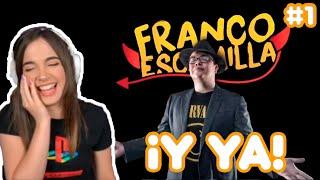 Show - ¡Y ya!   Parte #1   Staryuuki reacciona a Franco Escamilla El contenido de este video es del canal de Twitch: https://www.twitch.tv/staryuuki, pueden verlo ...