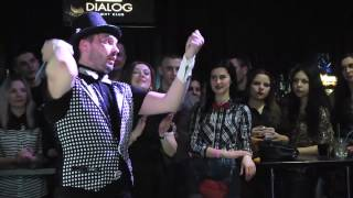 День Бармена 2016 Drink Emotion show bar бармен-шоу