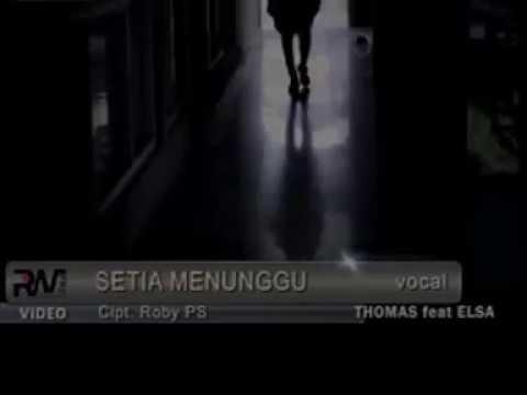 Free Download Thomas Arya Feat Elsa Pitaloka - Setia Menunggu Mp3 dan Mp4