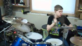 Rage Against the Machine: Down Rodeo -  Drum Cover