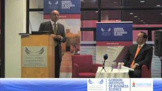 Trevor Manuel, Minister in the Presidency: National Planning Commission (Part 2)
