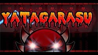 (60Hz+/Clicks) YATAGARASU 100% by Trusta - LEGENDARY EXTREME DEMON - Geometry Dash.