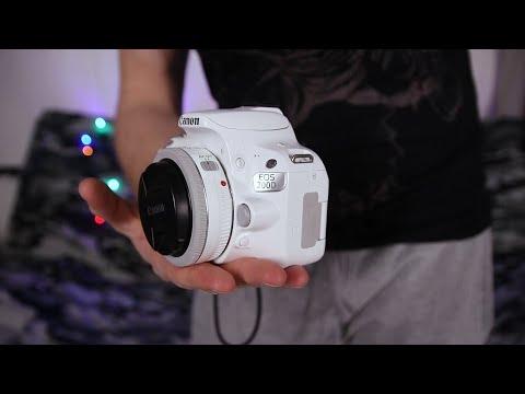 Почему Canon 200D круче, чем 70D (+ обзор всех моих камер)