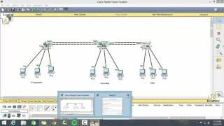 Configuring VTP,DTP and VLAN