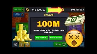 8 Ball Pool - Road To Billion Coins - Episode 1 + 100M in 1 minutes