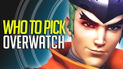 """Overwatch - Who to Pick?  """"Hero Guide"""""""
