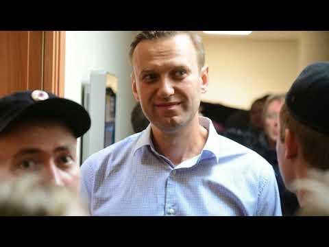 ЦИК приняла документы для выдвижения в президенты у Навального