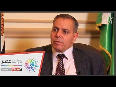 عميد حقوق القاهرة: تخصيص ربع مقاعد البرلمان للمرأة -إيجابى-  - 10:54-2019 / 4 / 14