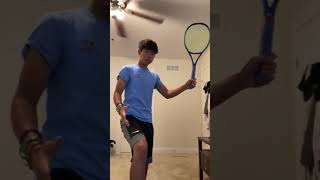 Forehand and Backhand Volleys