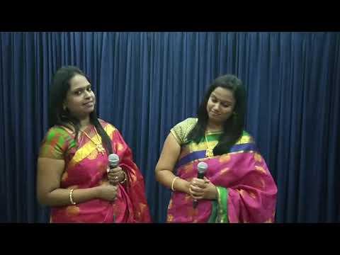 Main Toh Aarti Utaaroon Re | Nau Din... Nau Dhun... | Day 3 | ChitraBhama Sisters