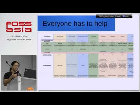 Sex, Circuits, and Deep House - FOSSASIA 2016